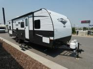 New 2019 Prime Time RV Avenger ATI 27DBS