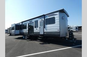 New 2021 Forest River RV Salem Villa Series 395RET Estate Photo