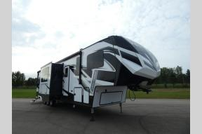 New 2021 Dutchmen RV Voltage 3915 Photo