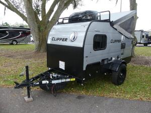 Clipper Camping Trailers 9.0TD Express Photo