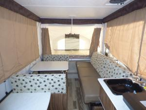 Clipper Camping Trailers 125ST Sport Photo