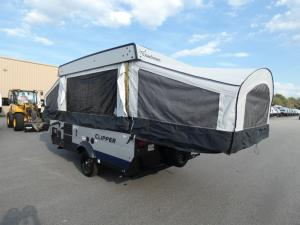 Clipper Camping Trailers 108ST Sport Photo