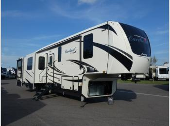 New 2020 Forest River RV Cardinal Luxury 375BKX Photo