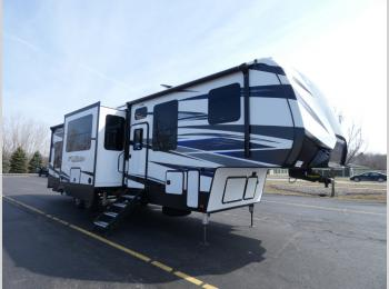 New 2019 Keystone RV Fuzion 357 Photo