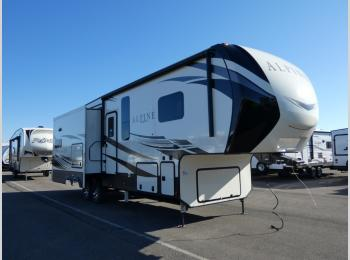New 2019 Keystone RV Alpine 3321MK Photo