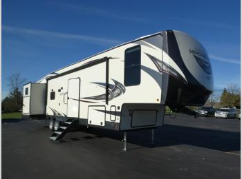 New 2019 Forest River RV Wildwood Heritage Glen LTZ 356QB Photo