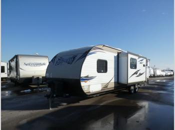 Used 2016 Forest River RV Wildwood X-Lite 281QBXL Photo