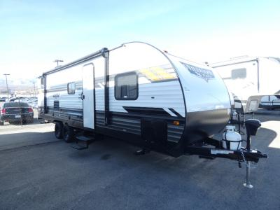New 2021 Forest River RV Wildwood Select 267SS Photo