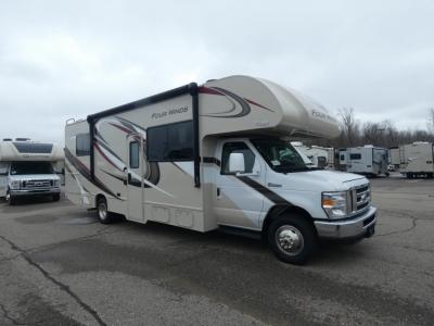 Thor Four Winds Class C Motorhomes | General RV