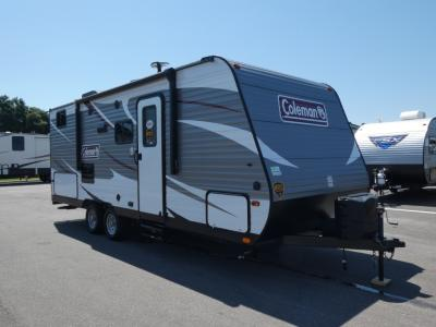 Used Travel Trailers - Outdoor Kitchen
