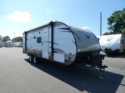Used Travel Trailers - Murphy Bed