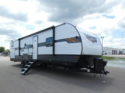 New 2021 Forest River RV Wildwood 33TS Photo