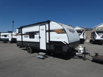 New 2021 Forest River RV Wildwood Select 178DB Photo