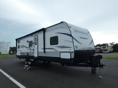 New 2021 Keystone RV Springdale 295BH Photo