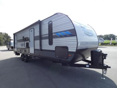 New 2021 Forest River RV Salem 26DBUD Photo