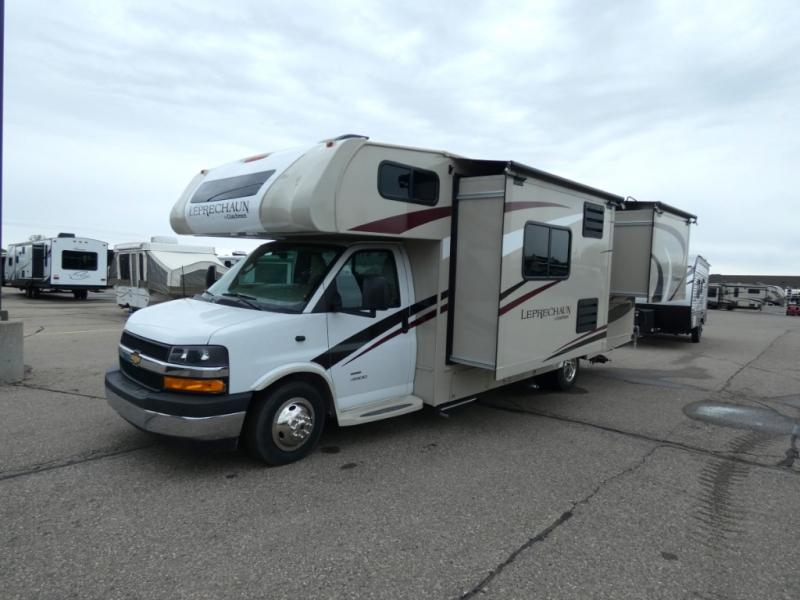New 2020 Coachmen RV Leprechaun 260DS Chevy 4500 Motor ...