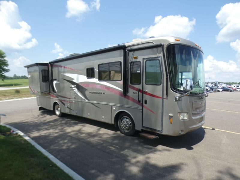 Used 2008 Holiday Rambler Vacationer 36 Sbd For Sale 202138