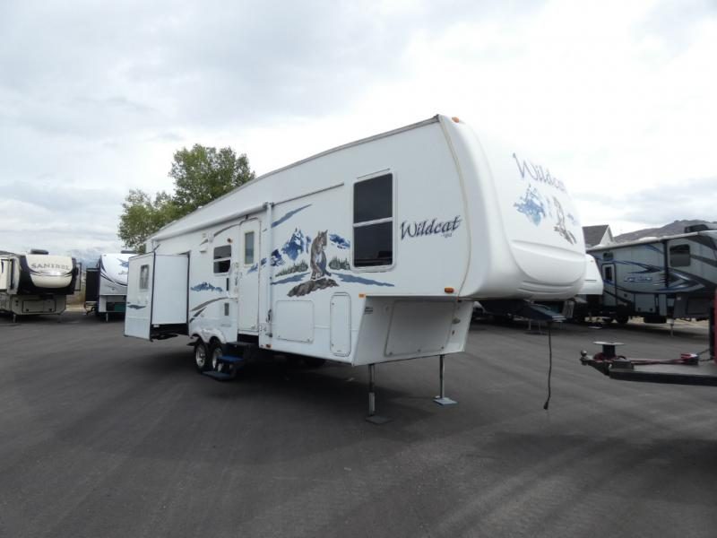 Used 2007 Forest River Rv Wildcat 30lswb For Sale 184519
