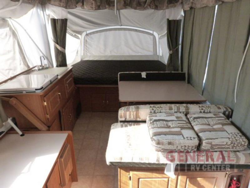 Used 2003 Coleman Mesa 12 Folding Pop Up Camper At General