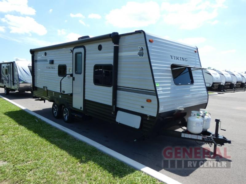 New 2019 Viking Ultra Lite 21bhs Travel Trailer At General