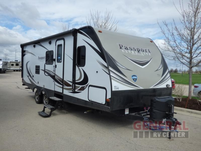 2019 Keystone RV 2510rb grand touring