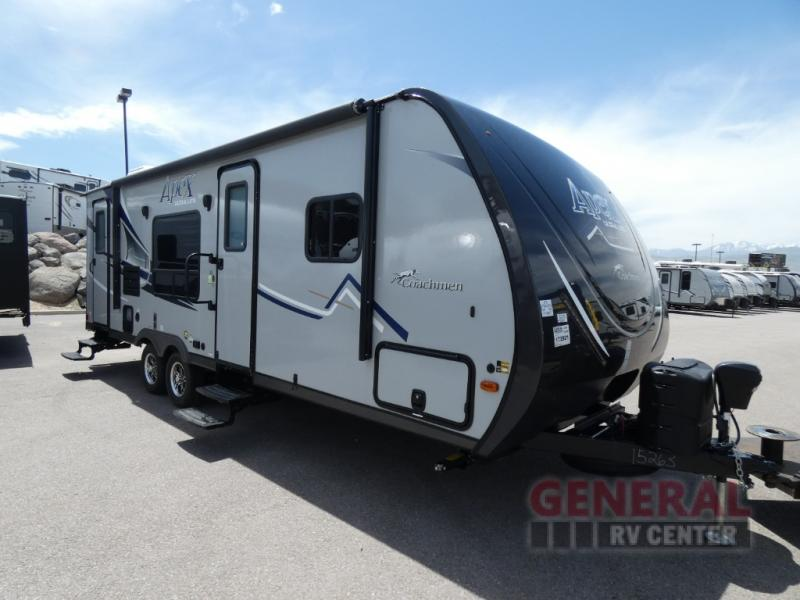 New 2019 Coachmen Rv Apex Ultra Lite 249rbs Travel Trailer