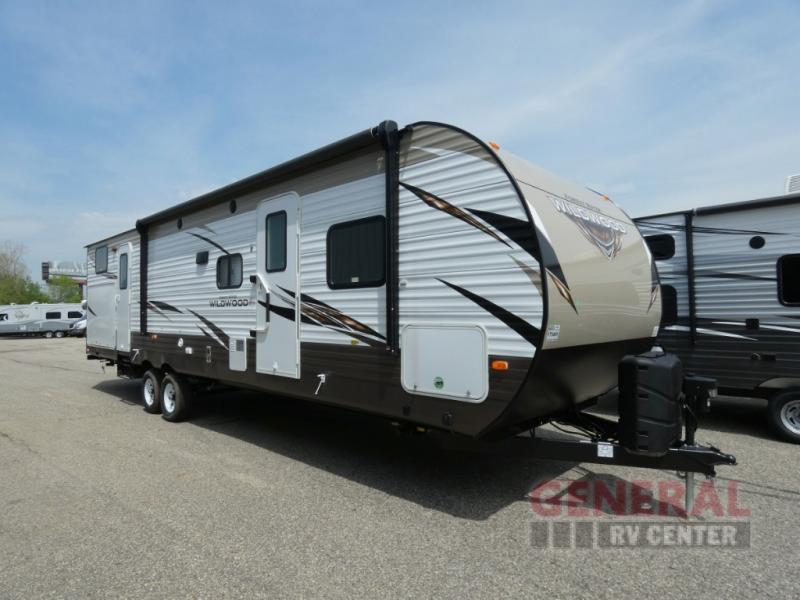 2019 Forest River 32bhds