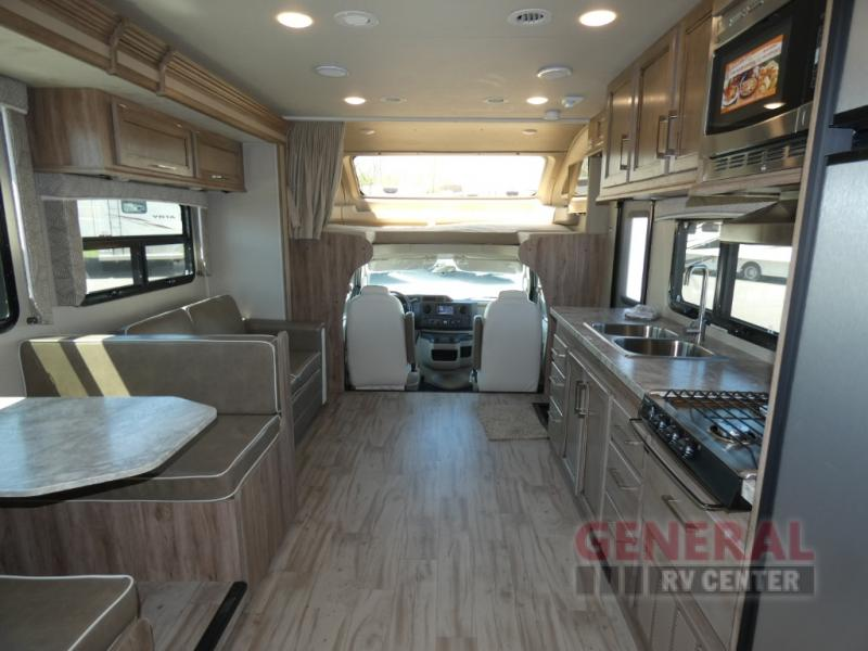 New 2019 Entegra Coach Odyssey 29v Motor Home Class C At