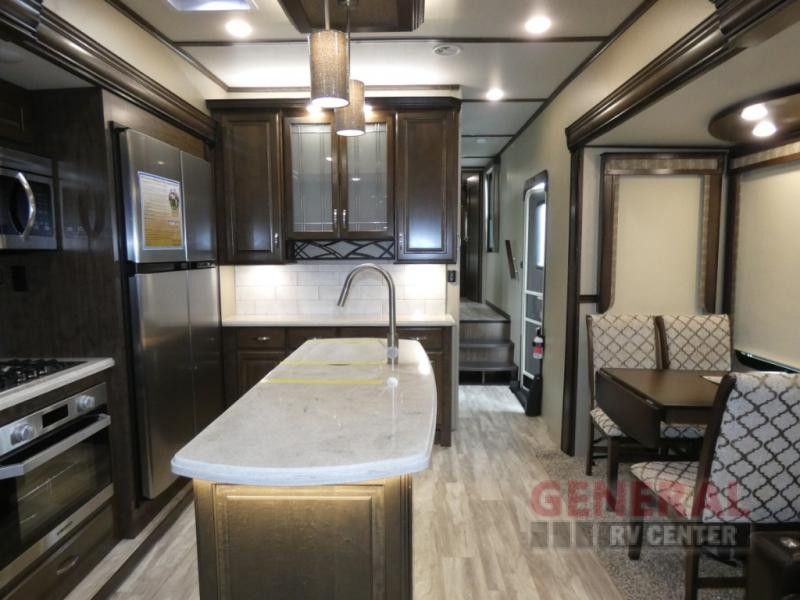 New 2019 Grand Design Solitude 377mbs Fifth Wheel At