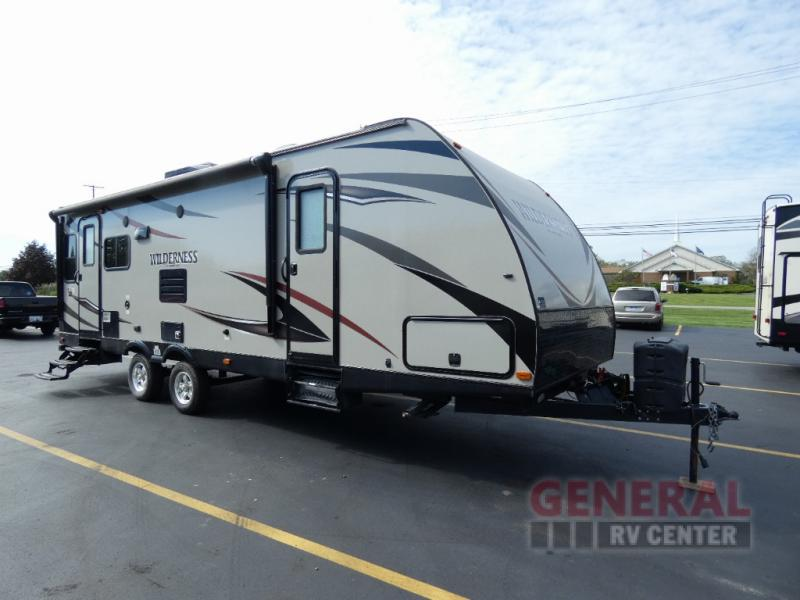 Used 2015 Heartland Wilderness 2750rl Travel Trailer At