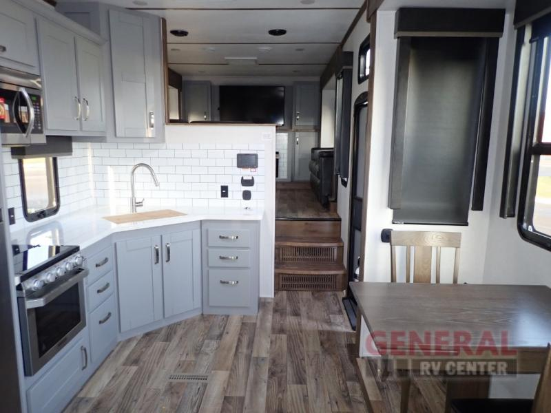 Fuzion Toy Hauler >> New 2019 Keystone RV Fuzion 410 Toy Hauler Fifth Wheel at ...