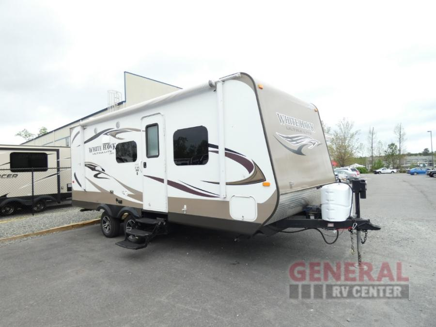 Used 2014 Jayco White Hawk 20MRB Travel Trailer at General RV
