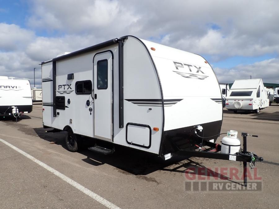 New 2019 Prime Time RV PTX 160BH Travel Trailer at General