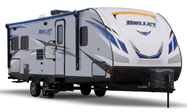 2018 Keystone Bullet Travel Trailer