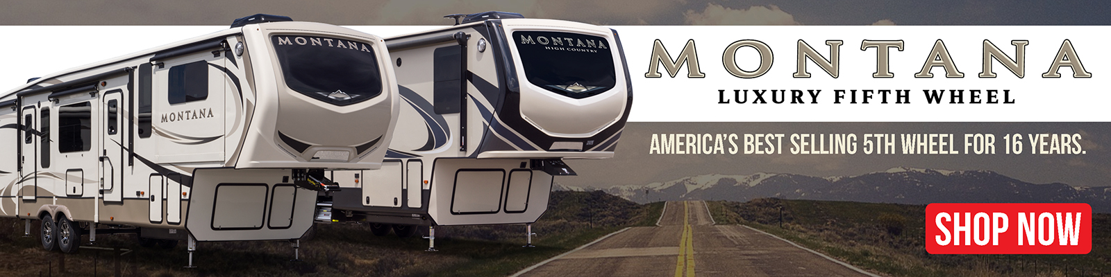 Keystone Montana Luxury Fifth Wheels