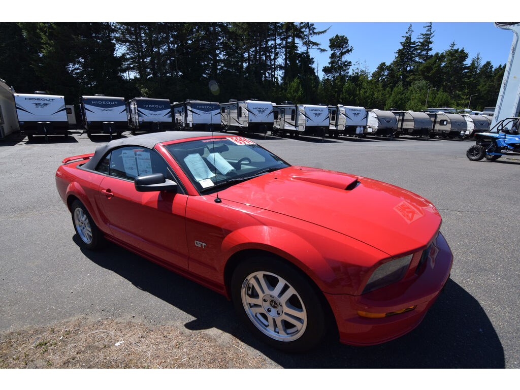Used 2008 Ford Mustang Gt Convertible Other
