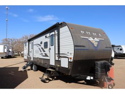 Palomino Travel Trailer