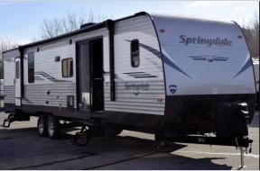 New 2019 Keystone RV Springdale 38FL Photo