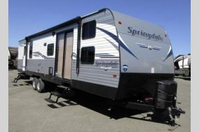 New 2019 Keystone RV Springdale 38BH Photo