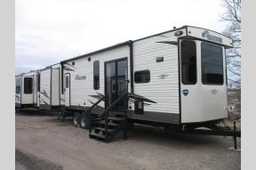 New 2019 Keystone RV Residence 40FKSS Photo