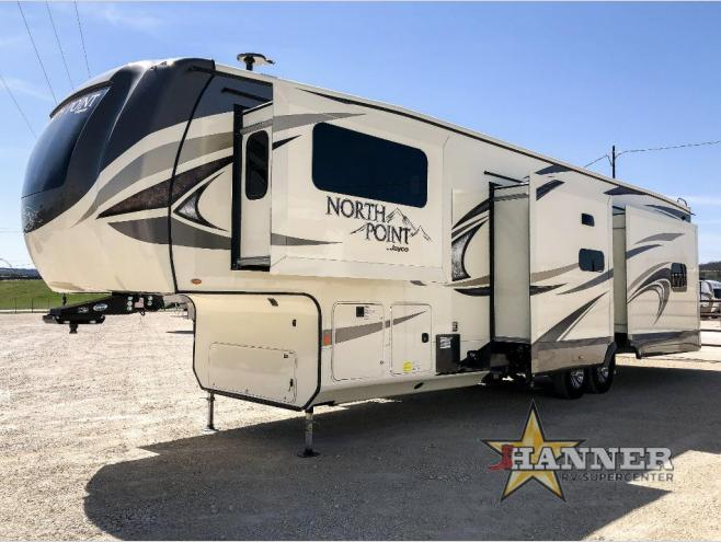 2020 Jayco North Point Near Baird, TX