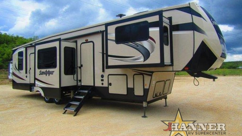 2020 Forest River Sandpiper Fifth Wheel Near Baird TX