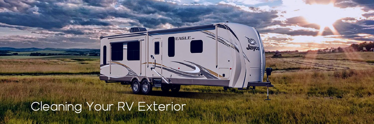 Cleaning Your RV Exterior