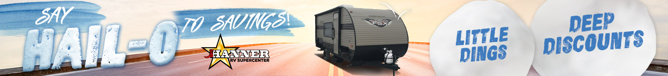 RV Dealer in West Texas | Hanner RV