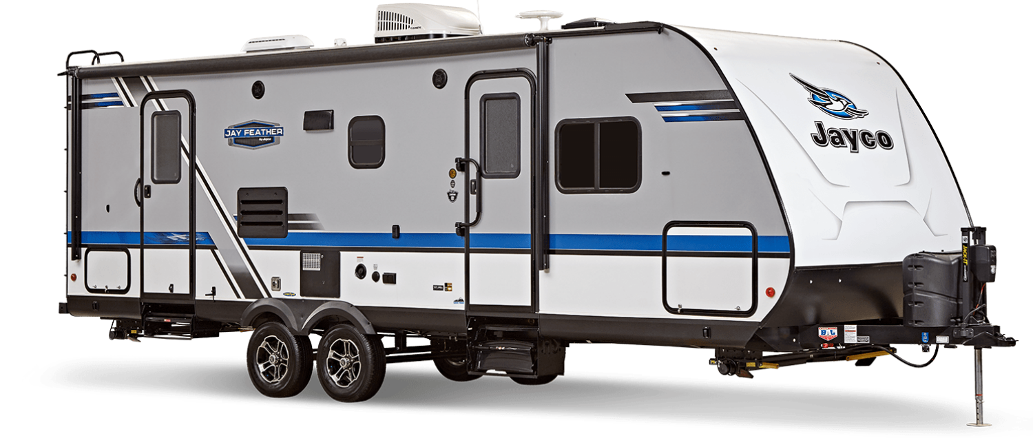 Jayco Lightweight Travel Trailer RV