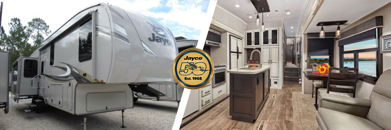 Jayco Eagle RVs Near Abilene, TX