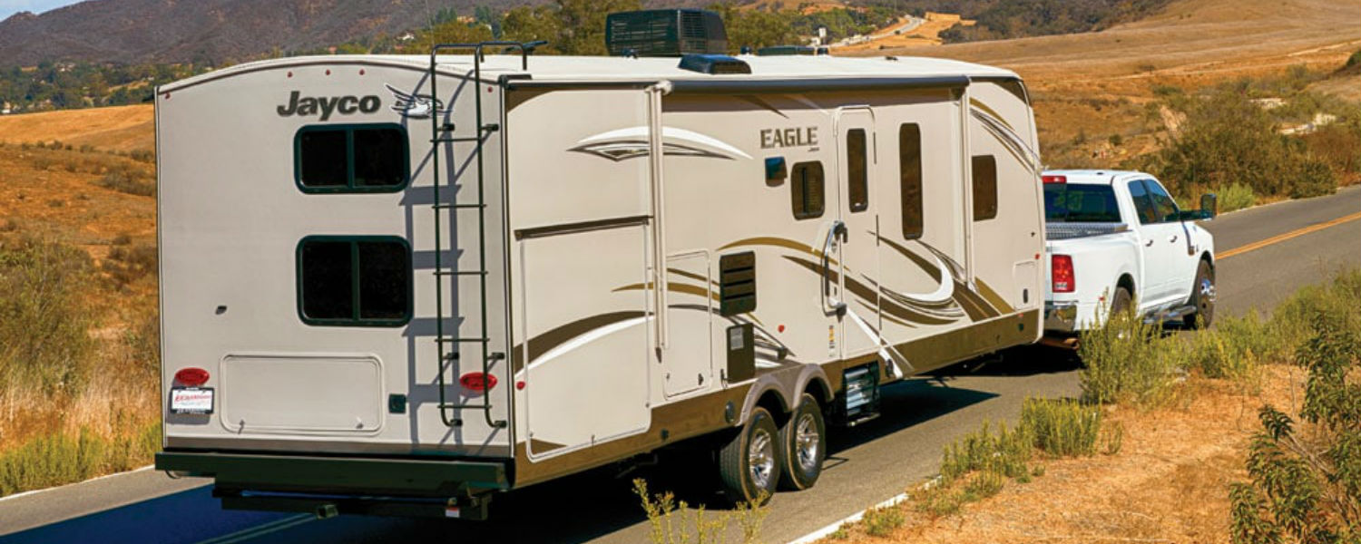 How To Tow An RV