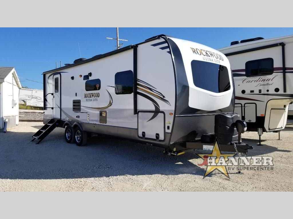 2020 Forest River Rockwood Ultra Lite Fifth Wheel Near Baird TX
