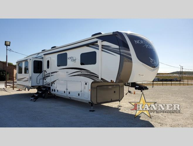 2021 Jayco North Point Near Baird, TX