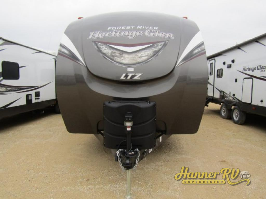 Swell New 2019 Forest River Rv Wildwood Heritage Glen Ltz 272Rl Travel Trailer Theyellowbook Wood Chair Design Ideas Theyellowbookinfo